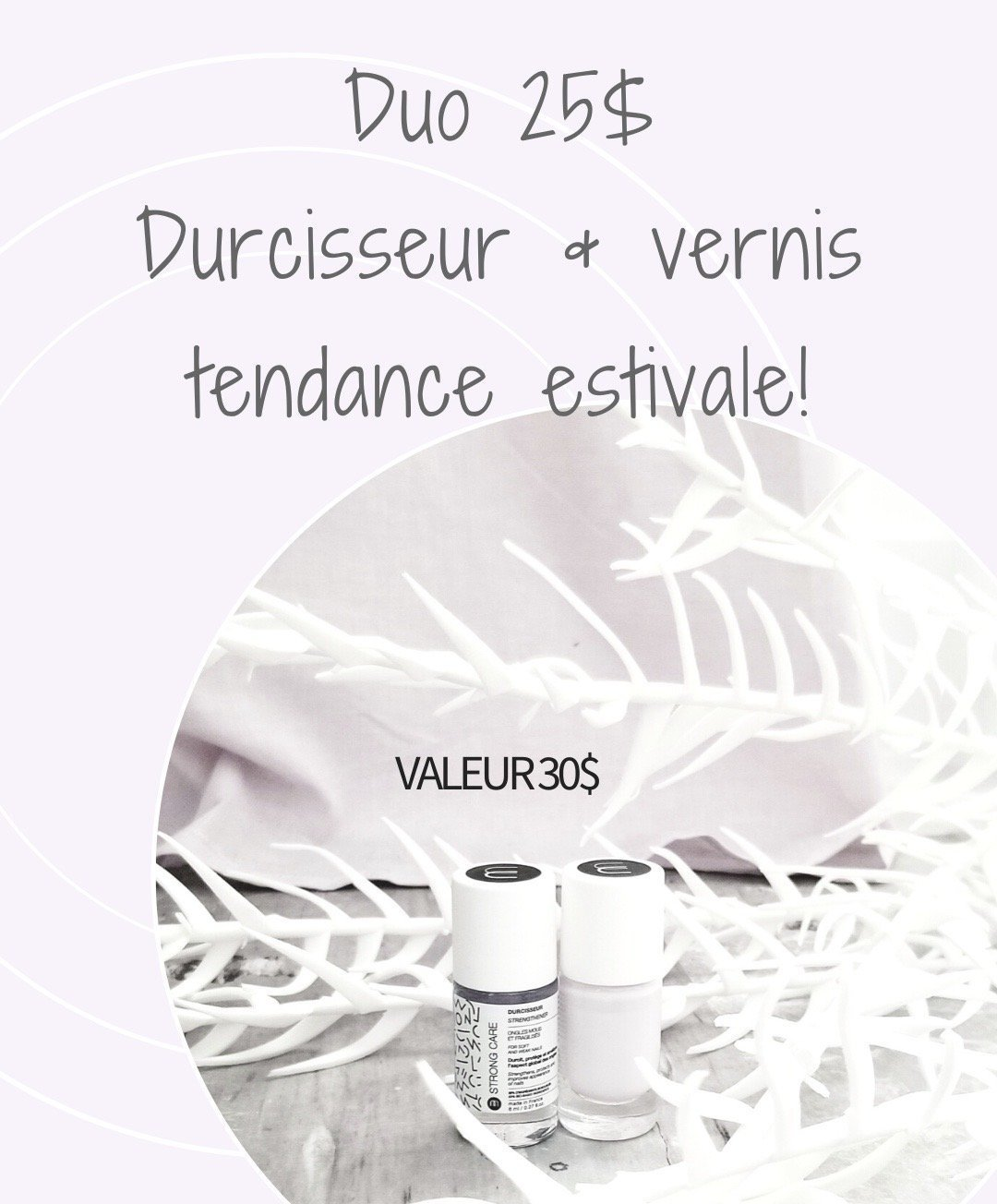 Duo ongles NAILMATIC